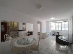 Apartamento para alugar, 58 m² por R$ 990,00/mês - Capoeiras - Florianópolis/SC
