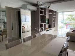 Apartamento com 3 dormitórios à venda, 112 m² por R$ 710.000,00 - Saguaçu - Joinville/SC