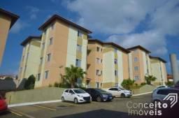 Apartamento à venda com 2 dormitórios em Estrela, Ponta grossa cod:392219.001