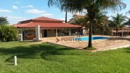 Chácara com 3 dormitórios à venda, 4000 m² por R$ 800.000,00 - Condomínio de Chácaras Estâ