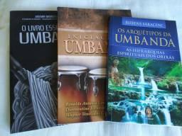 Livros usados sobre Umbanda