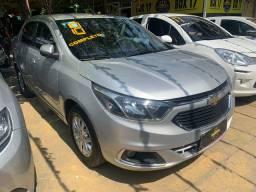 Chevrolet Cobalt ltz 2018 + GNV (Único Dono, entrada + 48x 1.040,00)