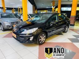 (5518) Peugeot 408 Allure 2.0 2011/2012 Autom. Flex