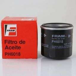 Filtro De Óleo Fram Ph-6018 Para Toda Moto Suzuki de Alta Cilindrada
