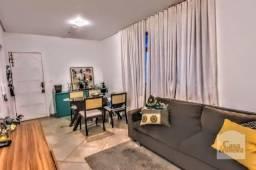 Apartamento à venda com 3 dormitórios em Sagrada família, Belo horizonte cod:261837
