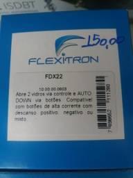 Levantamento de vidro eletrico 2 portas fdx22