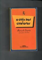 Livro O Guia dos Curiosos - Marcelo Duarte 1995