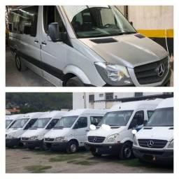 Vans Sprinter 415 Várias Unidades 2012 2013 2018 e 2019 Renovação de Frota !! - 2012