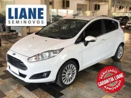 Fiesta hatch titanium 1.6 aut!