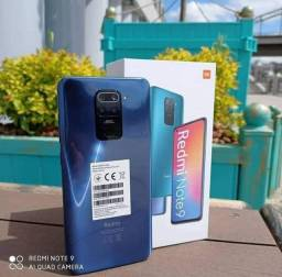Xiaomi Redmi Note 9 128gb - 4Gb Ram - Câmera 48Mp - Global Novo Lacrado