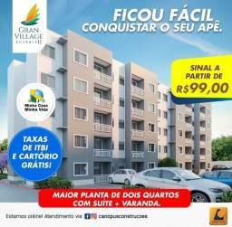 Gran Village Messejana Feirão Casa Própria - Imperdível
