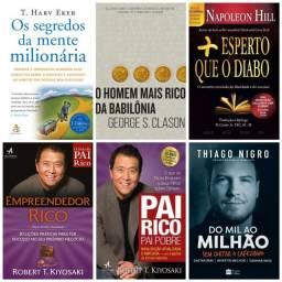 Livro Empreendedorismo Negócios Finanças
