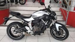 Yamaha Mt 07 2016/2016 em perfeito estado Alvaro Motos