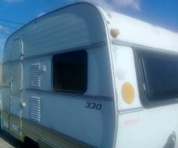 Trailer motorhome camping