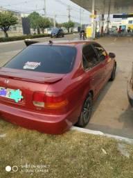Vendo Honda Civic 97 em dias doc. e recibo