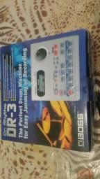 Bateria Eletrônica Boss DR-3 Dr. Rhythm