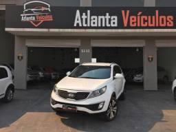 Kia Sportage Lx Ano 2014 Automática - Revisada - Ipva Pago