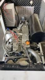Grupo gerador 22 kva motor Yanmar gerador trifásico