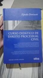 Título do anúncio: Curso Didático de Direito Processual Civil Capa dura