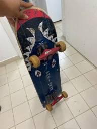 Título do anúncio: Skate conservado