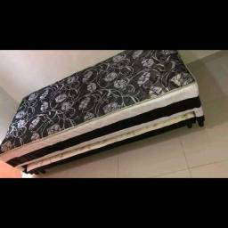 Título do anúncio: Compre logo a sua Entrego hoje mesmo \\ cama Box solteiro Luxo auxiliar nova