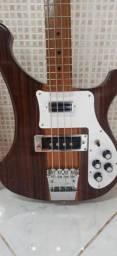Baixo rickenbacker luthier