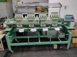 Título do anúncio: Máquina de bordar