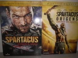 Série Spartacus.