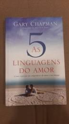 Título do anúncio: As 5 linguagens do amor. (Livro)