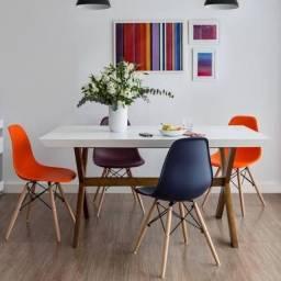 Título do anúncio: Cadeira Eames Eiffel - Catálogo completo via whats