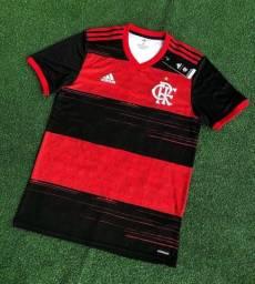 Camisa rubro negro Flamengo