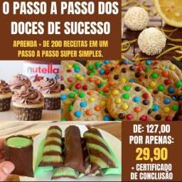 Título do anúncio: Curso de doces gourmet