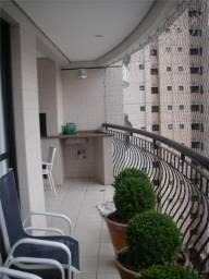 Apartamento com 4 dormitórios para alugar, 184 m² por R$ 5.000,00/mês - Alto da Boa Vista