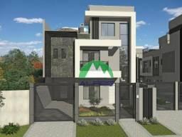 Sobrado com 3 dormitórios à venda, 242 m² por R$ 795.000,00 - Uberaba - Curitiba/PR