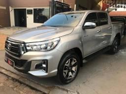 HILUX 2018/2019 2.8 SRX 4X4 CD 16V DIESEL 4P AUTOMÁTICO