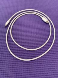 Cabo de USB-C para lightning, IPhone 11 e 12