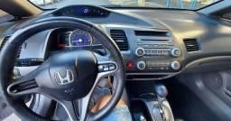 Honda Civic LXS AUT 16V.1.8 Flex ano 2009 mod 2009