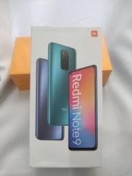 Grande oportunidade! Redmi Note 9 da Xiaomi.. Novo Lacrado com Entrega