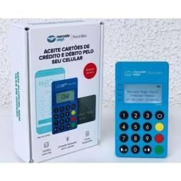 Maquineta De cartão Credito e Debito! Mercado Pago ( Kit 10 Unidades)