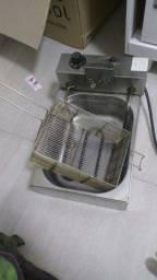 Título do anúncio: Fritadeira elétrica 5 litros