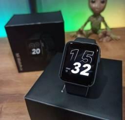 Xiaomi Mi Watch lite com GPS e a prova dágua novo lacrado