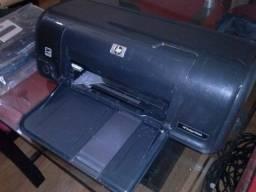Impressora HP Deskjet D1660 usada