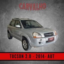 Título do anúncio: Hyundai Tucson 2.0 Flex  GNV -2014