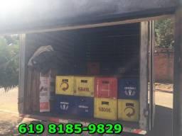 Título do anúncio: Transporte de Móveis / Bebidas / Caixas / Comidas