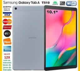 """Título do anúncio: Galaxy Tab A 32GB Octa Core, Tela de 10.1"""", Wi-Fi, GPS, Novíss, Caixa, Nota e Garantia"""