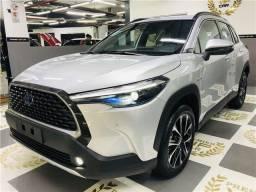 Título do anúncio: Toyota Corolla cross 2022 1.8 vvt-i hybrid flex xrx cvt