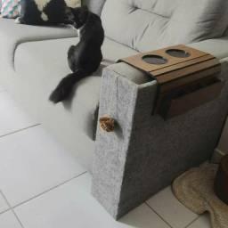 Título do anúncio: Arranhador lateral para sofá