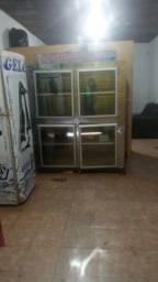 Freezer espositora Câmera fria