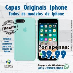 Título do anúncio: Capas Originais IPhone (Entrega Grátis)