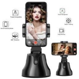 Título do anúncio: Suporte celular 360º Reconhecimento Facial Inteligente